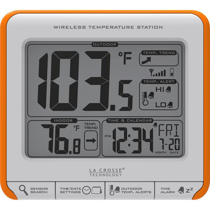 Wireless Temperature Station image number 1