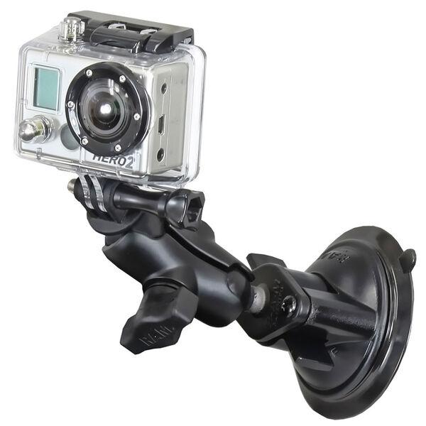 RAM Mount GoPro HERO Suction Cup Mount