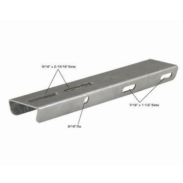 Smith Galvanized Fender Step Pad