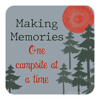 Making Memories Drink Coaster, each