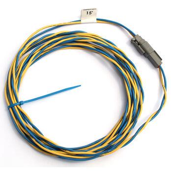 Bennett Bolt Actuator Wire Harness Extension, 15' on