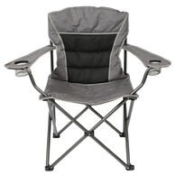 Big Comfort Deluxe Chair, Black/Gray