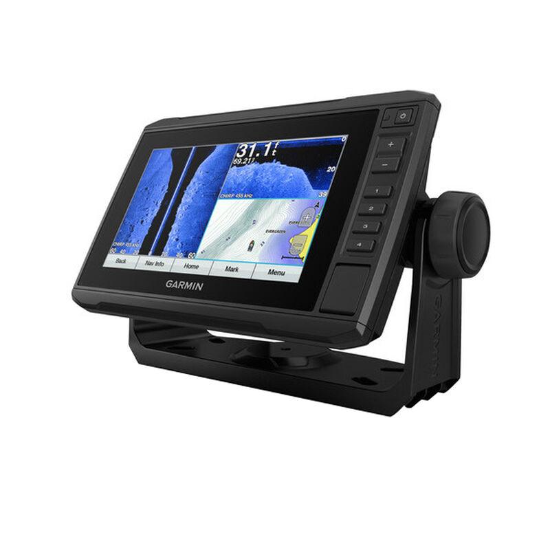Garmin ECHOMAP Plus 73sv Chartplotter Fishfinder with GT52 Transducer image number 2