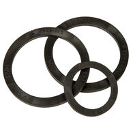 "Perko Rubber Gasket Kit For 1/2"" Pipe"