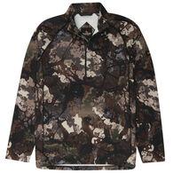 Guide Series Men's Quarter-Zip Pullover, Veil Stoke Camo