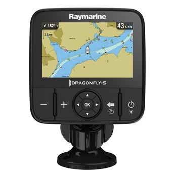 Raymarine Dragonfly 5M Gold GPS/Chartplotter