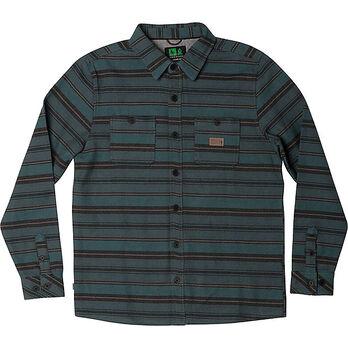 HippyTree Men's Easton Flannel Long-Sleeve Shirt