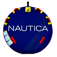 Nautica 1-2 rider towable deck tube