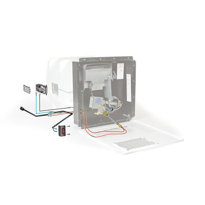Camco RV Hot Water Hybrid Heat