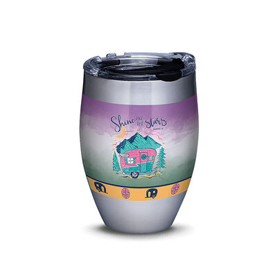 Tervis Simply Southern Shine Like Stars Camper 12-oz. Stainless Steel Tumbler