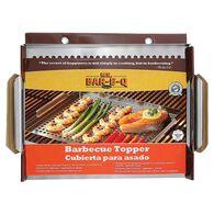Mr. BBQ Platinum Prestige Stainless Steel Grill Topper