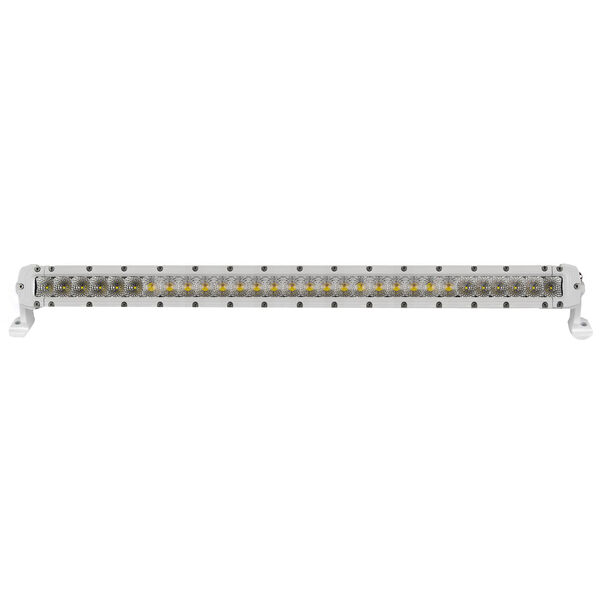 "Marine Sport Single Row 32"" LED Light Bar, White"