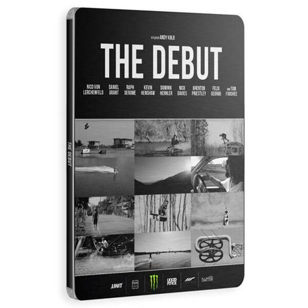 Liquid Force The Debut Wakeboarding DVD