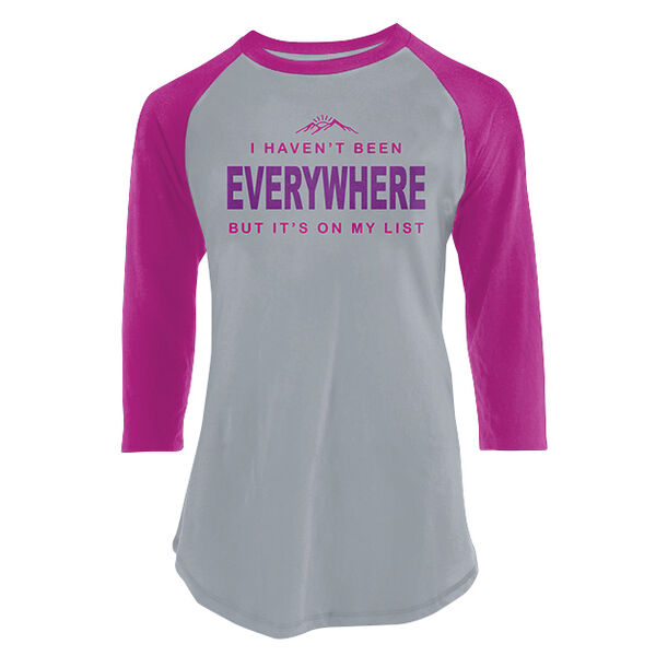 Points North Women's I Haven't Been Everywhere Long-Sleeve Tee