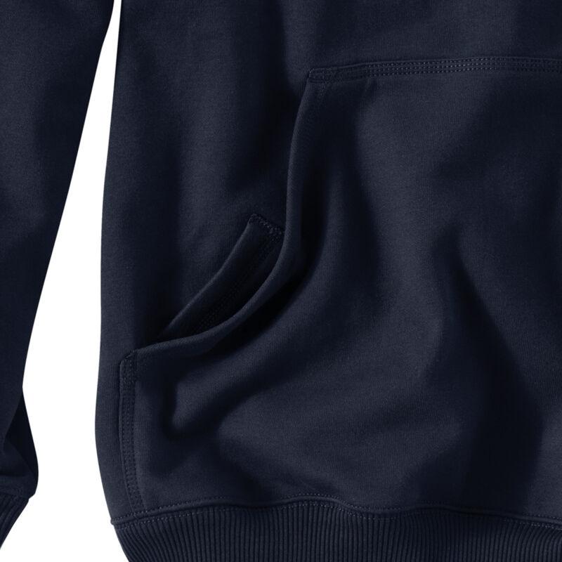 Carhartt Men's Rain Defender Paxton Heavyweight Hooded Zip-Front Sweatshirt image number 6