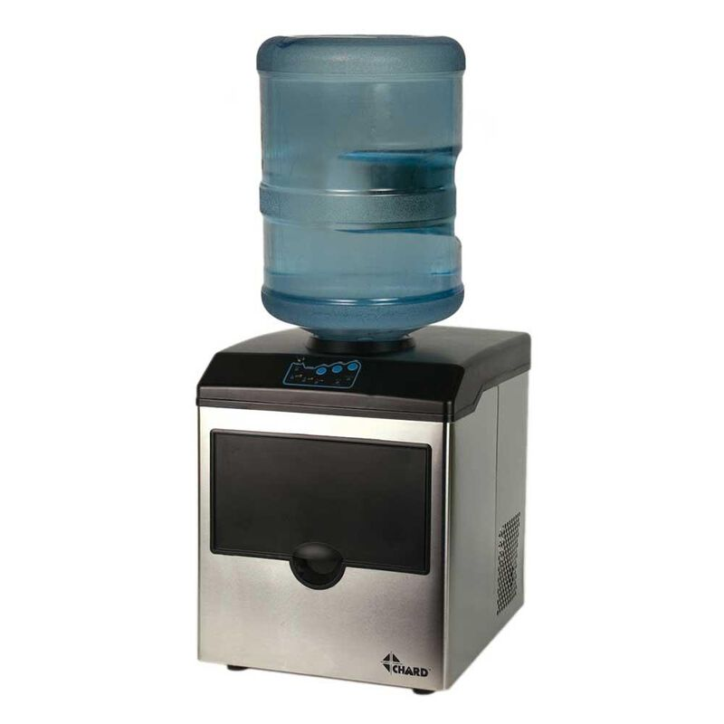 Stainless Steel Ice Maker and Water Dispenser image number 2