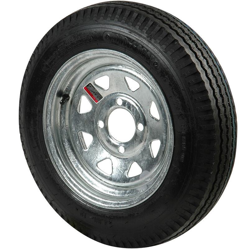 480 x 12B Bias Trailer Tire image number 1