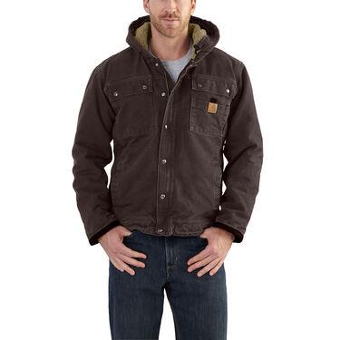 Carhartt Men's Sherpa-Lined Bartlett Jacket