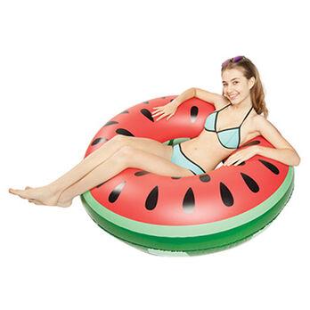 Bigmouth Giant Watermelon Pool Float