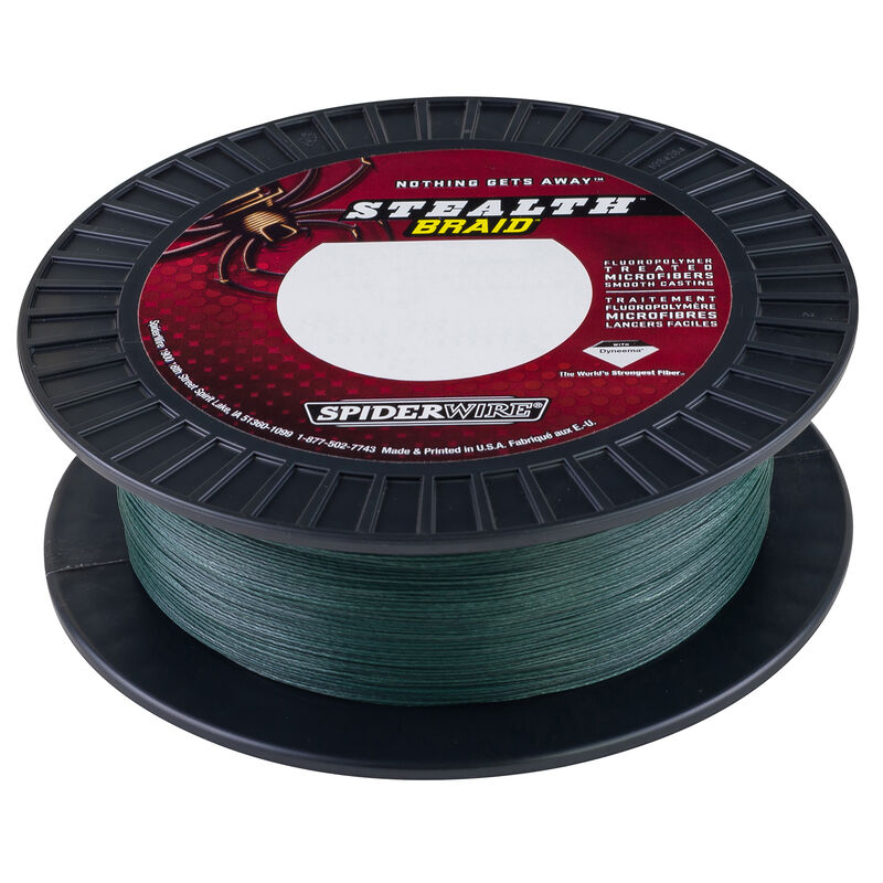 Spiderwire Stealth Superline Fishing Line image number 2