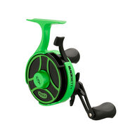 13 Fishing Black Betty Freefall Ghost Radioactive Pickle Ice Fishing Reel
