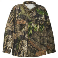 Hunter's Choice Youth Camo Button-Up Shirt, Mossy Oak Break-Up Country