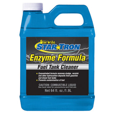 Star Tron Fuel Tank Cleaner, 64 oz.