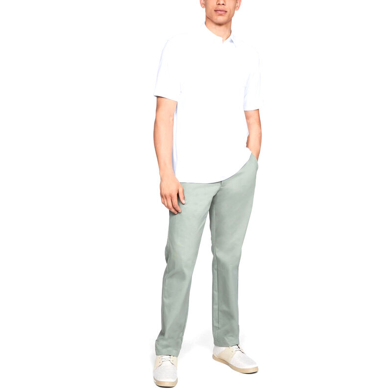 Under Armour Men's Charged Cotton Scramble Polo image number 15