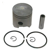 Sierra Piston Kit For Yamaha/Mercury Marine Engine, Sierra Part #18-4136