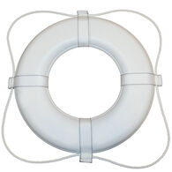 """Life Ring USCG Approved, White (20"""")"""