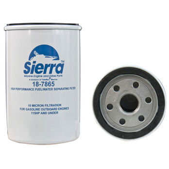 Sierra Fuel Filter For Yamaha Engine, Sierra Part #18-7865