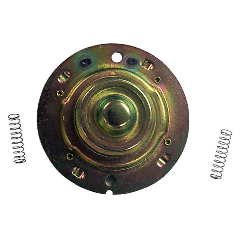 Sierra Commutator End Plate For Mercury Marine Engine, Sierra Part #18-6254 image number 1
