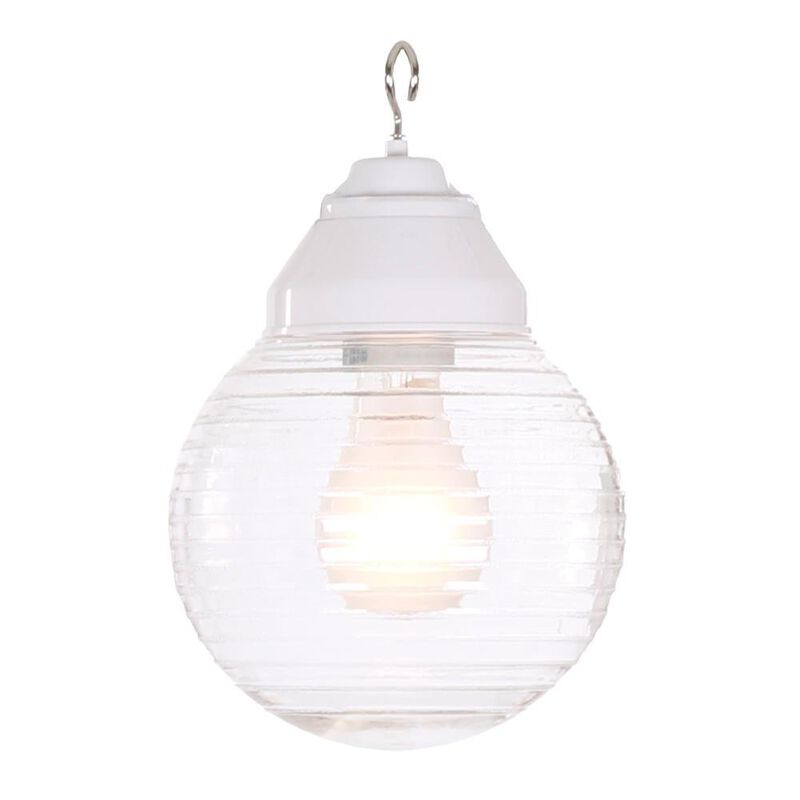 6 Clear Globe Lights with 30' Cord image number 2
