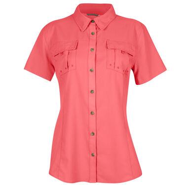 Nepallo Women's Trophy Quick-Dry Short-Sleeve Shirt
