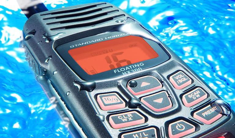 VHF Marine Radios Starting at $59.95