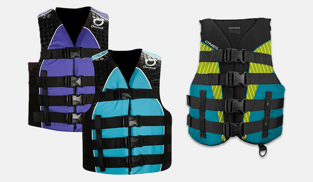 Save up to 30% on Life Vests
