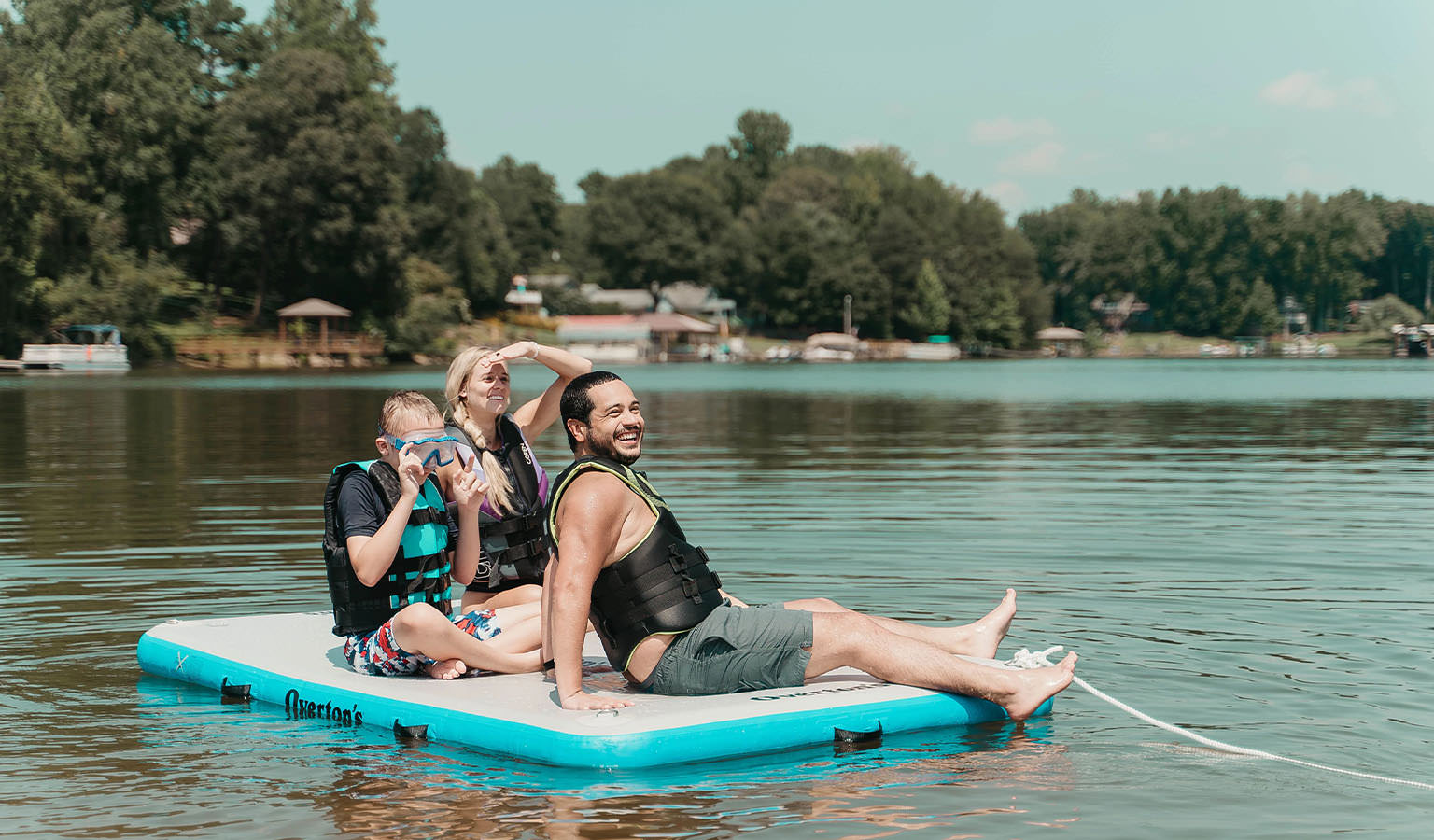 Save up to $300 on Lake & Pool Leisure