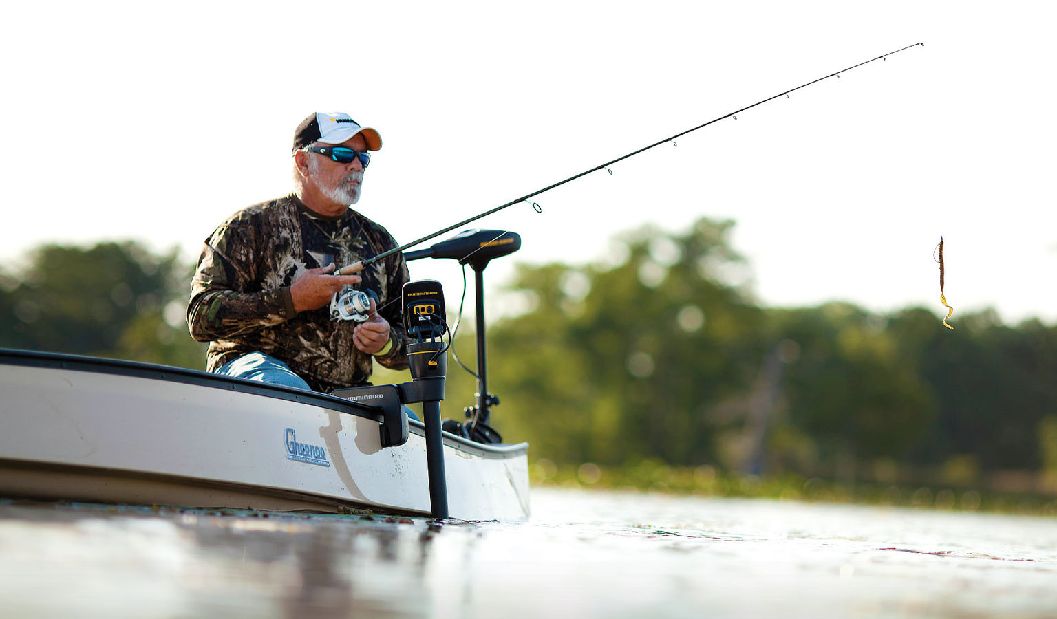 Save up to 25% on trolling motors & accessories