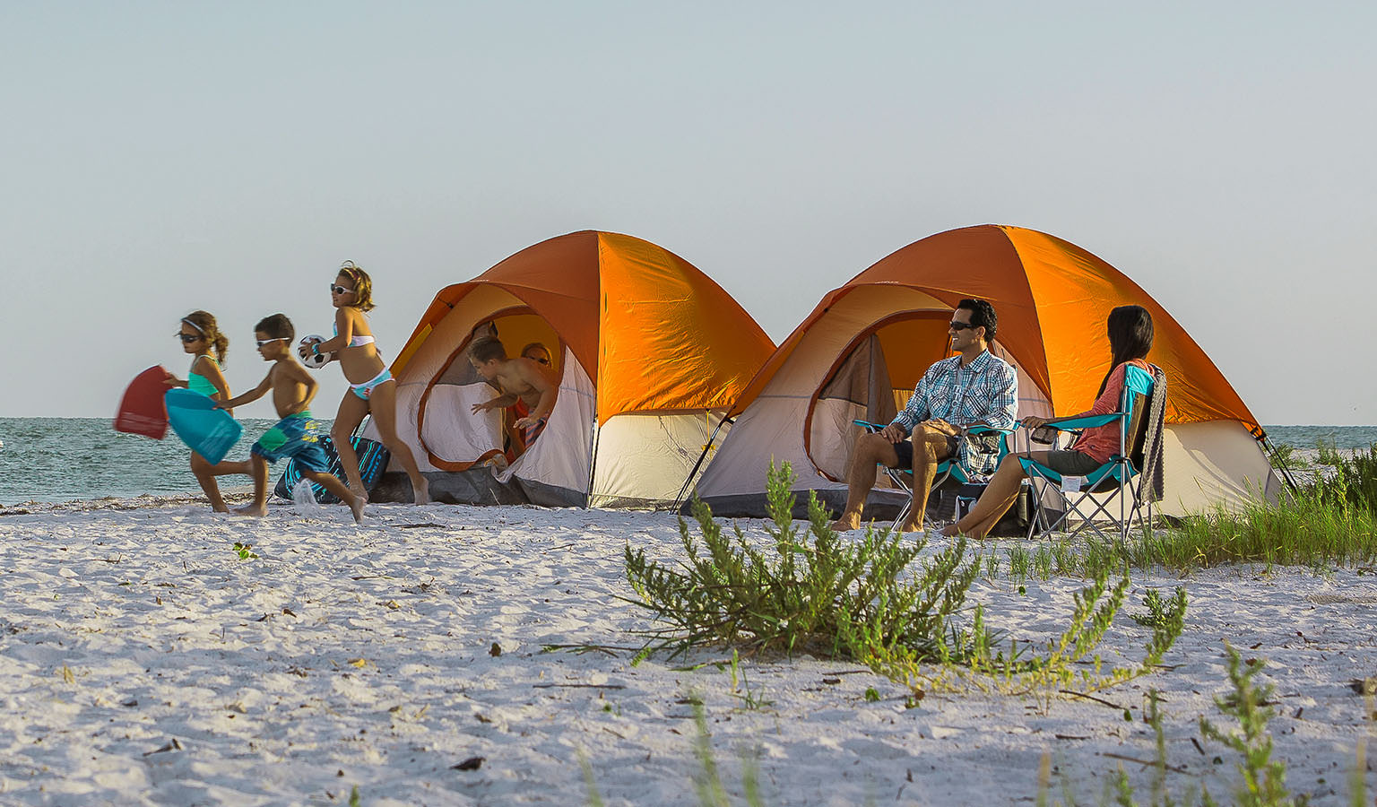 Save up to $100 on tents & shelters