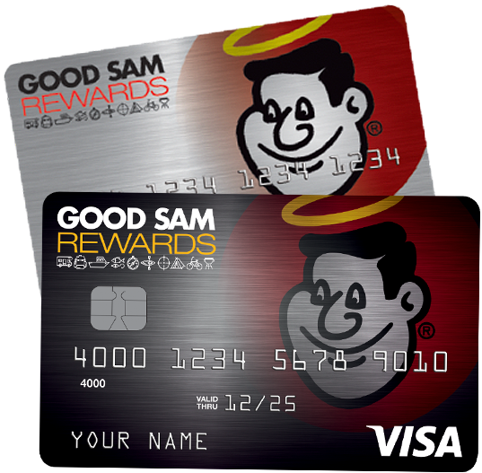 Good Sam Rewards Card