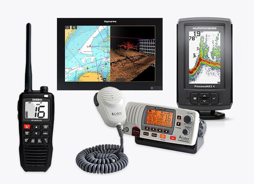 Save up to $200 on Radios, Radars & GPS