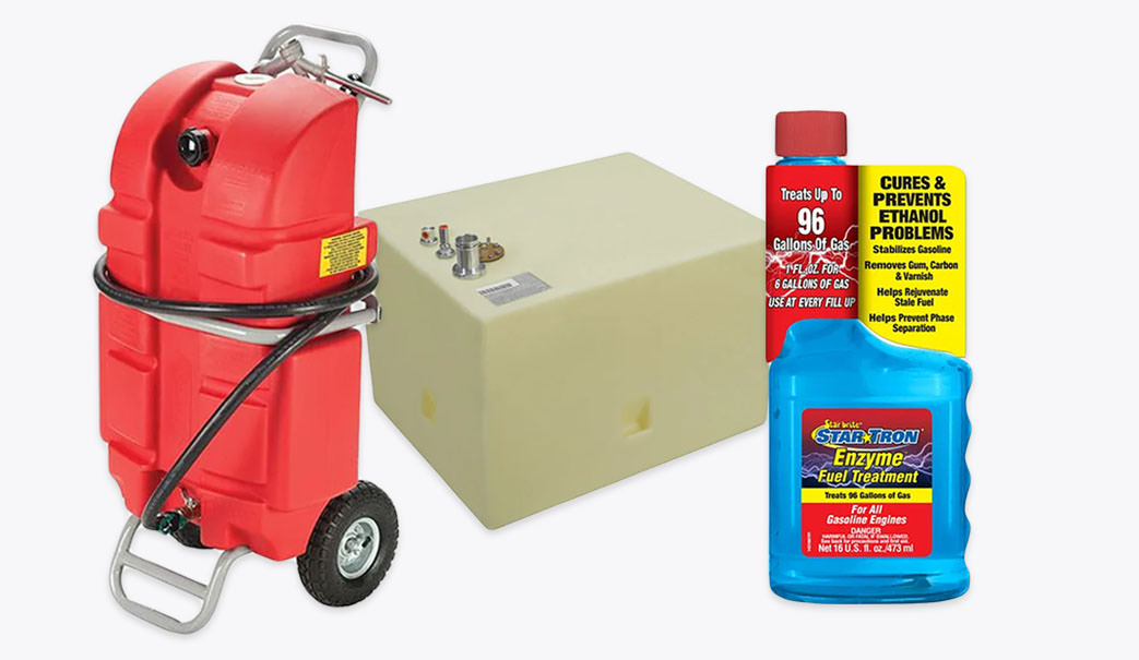 Up to $50 off Fuel Systems