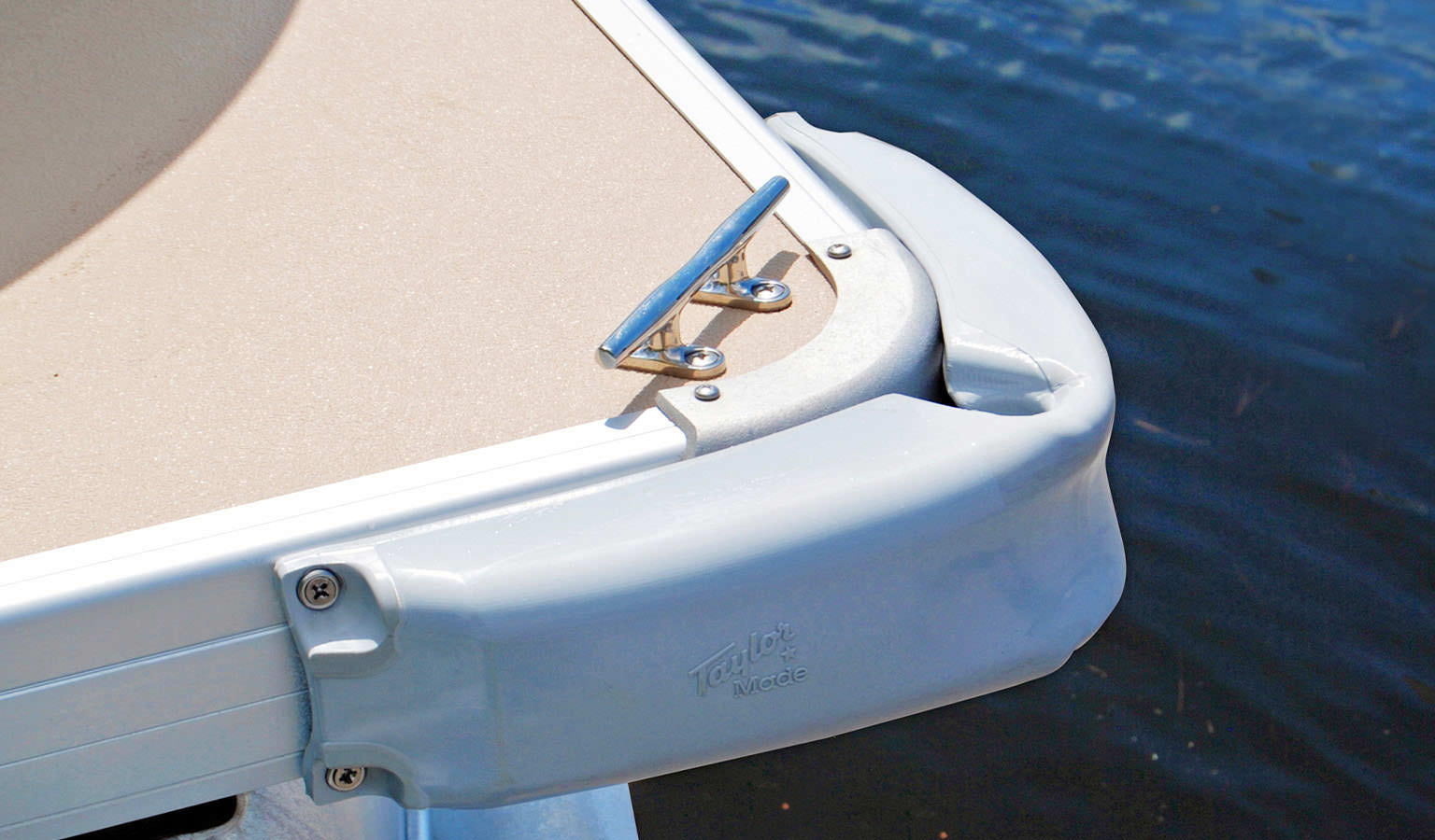 Up to $20 off dock bumpers & edging