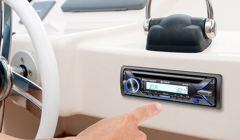 Marine Stereo Packages Starting at $69.99