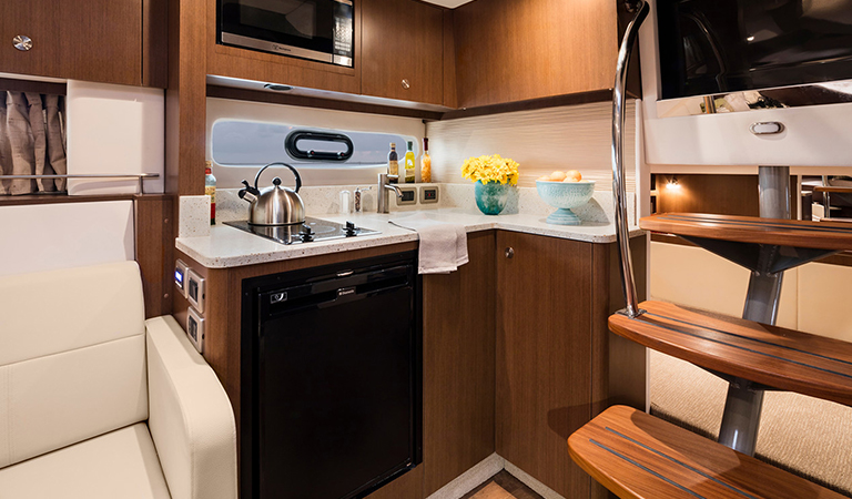 Upgrade your galley
