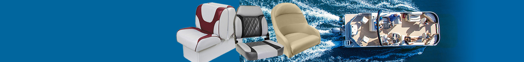 Save up to 20% on boat seats & furniture
