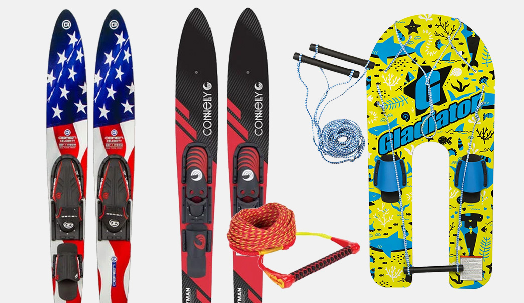 Up to 30% off Waterskis & Accessories