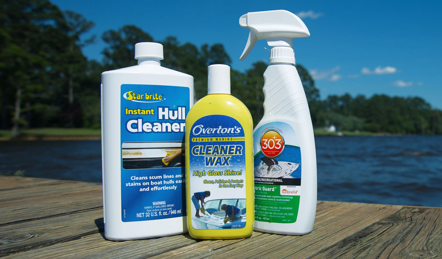 Shop up to 30% off Boat cleaners & supplies