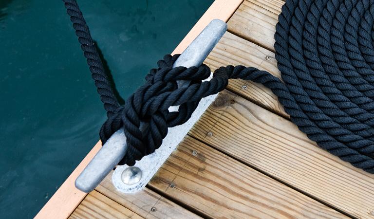 Anchoring & Docking | Overton's