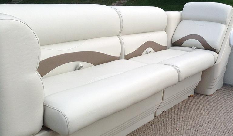 Up to $200 off Pontoon Boat Furniture
